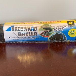 Backward Brella - Stay Dry!